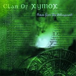 Clan Of Xymox - Notes from the Underground (2001)
