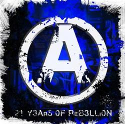 V/A - 21 Years Of Rebellion 2008
