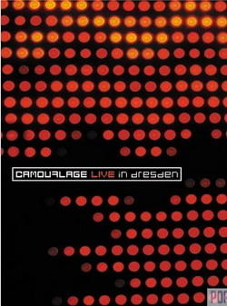Camouflage - Live In Dresden live (CD) 2009.