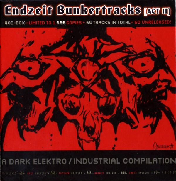 VA Endzeit Bunkertracks - Act II (4CD) 2006