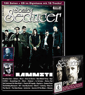 Various - Sonic Seducer Cold Hands Seduction Vol. 105
