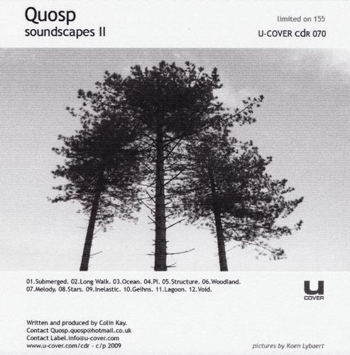 Quosp Soundscapes II