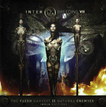 VA-InterbreedingVII The Flesh Harvest and Natural Enemies (2CD) (2005)