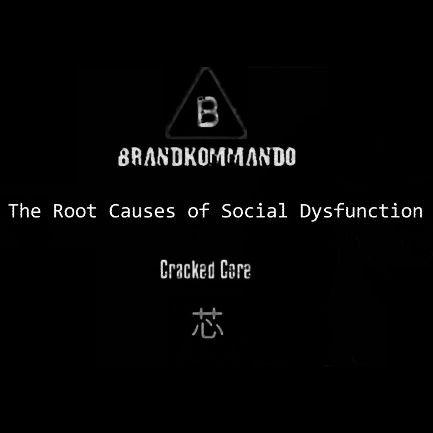 Cracked Core + Brandkommando - The Root Causes Of Social Dysfunction (2011)