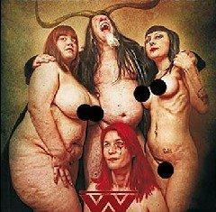 Обложку нового альбома :Wumpscut: запретили в Facebook