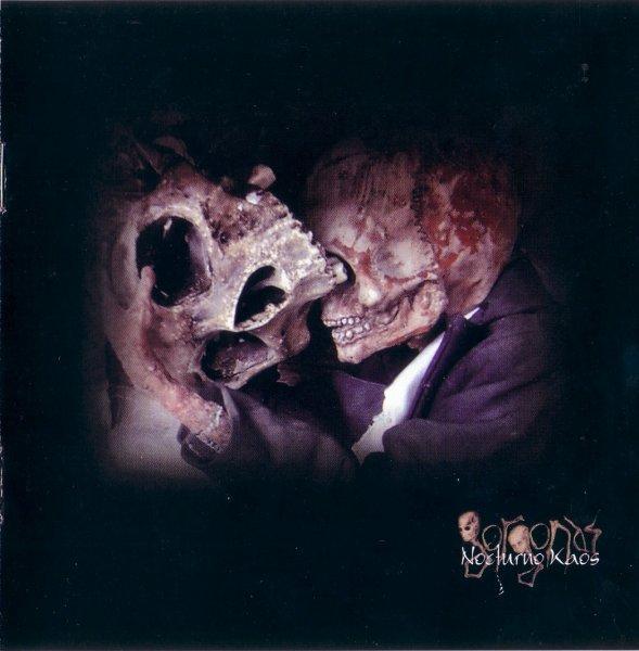 Las Gorgonas - Nocturno Kaos (2005)