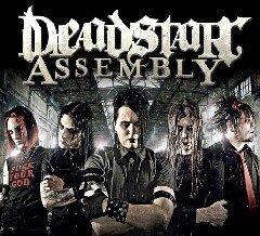 DeadStar Assembly работают над четвертым альбомом