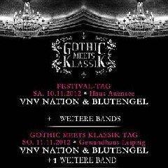 Особенное мероприятие: Gothic meets Classic
