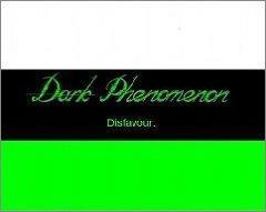 "Дебютный альбом Dark Phenomenon ""Disfavour"""