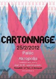 Отчёт: концерт Cartonnage в Праге (2012)