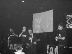 Отчёт: концерт F.O.D. в Тель-Авиве (2005)