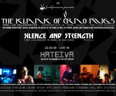 Отчёт: The Klank Of Crno Migs Live (2008)