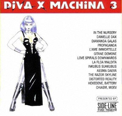Va diva x machina 3 2000 synthema ru for Diva 2000