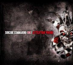 """""""Attention Whore"""" - новый сингл Suicide Commando"""