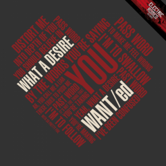 "Новый сингл WANT/ed - ""What A Desire"""