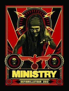 Эл Йоргенсен (Ministry) - маньяк-трудоголик, который почти умер