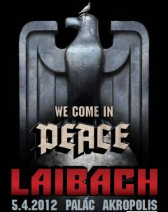 Отчёт: концерт Laibach в Праге (2012)
