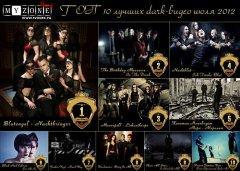 Лучшее dark-видео июля 2012 от MyZone Dark TV