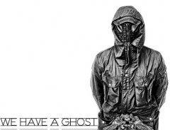 We Have A Ghost - новый концептуальный проект