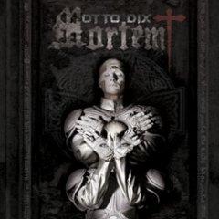"""Новый мрачный альбом Otto Dix """"Mortem"""""""