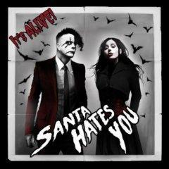 Рецензия: Santa Hates You - It