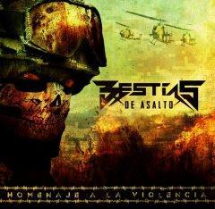 """Дебютный альбом мексиканцев Bestias De Asalto """"Homenaje A La Violencia"""""""