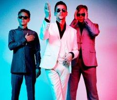В Париже прошла пресс-конференция Depeche Mode