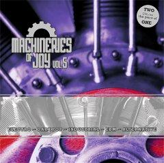 """Пятый сборник лейбла Out Of Line """"Machineries Of Joy"""""""