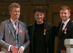 A-Ha наградили орденом Святого Олафа