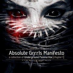 "Alfa Matrix представляет ""Absolute Grrrls Manifesto"""