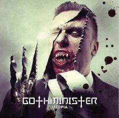 "Новый концептуальный альбом Gothminister ""Utopia"""