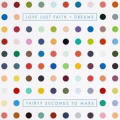 """Love Lust Faith + Dreams"" - четвертый альбом 30 Seconds To Mars"