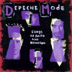 "20 лет назад вышел альбом Depeche Mode ""Songs Of Faith And Devotion"""