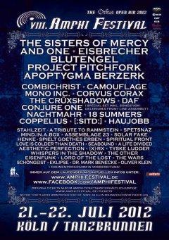 Отчёт: VIII Amphi Festival 2012