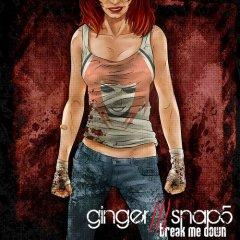 "Ginger Snap5 выпускает дебютный сингл ""Break Me Down"""