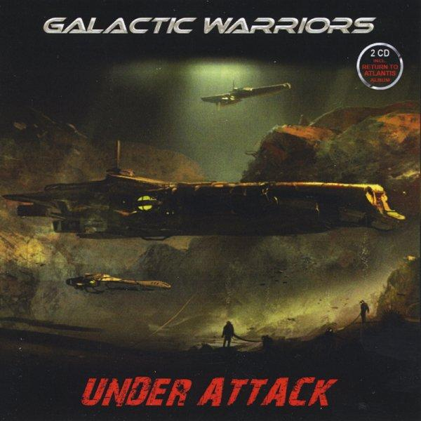 Warriors Rise To Glory Vsetop: Under Attack (2013)