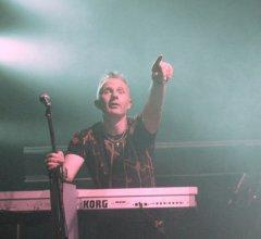 Отчёт: концерт Mesh в Москве (12.10.2013)