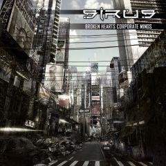 "Дебютный альбом проекта Sirus ""Broken Hearts Corporate Minds"""
