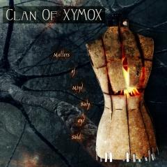 """""""Matters Of Mind, Body And Soul"""" - новый альбом Clan Of Xymox"""