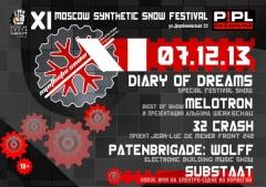 Отчёт: XI Synthetic Snow Festival (07.12.2013)