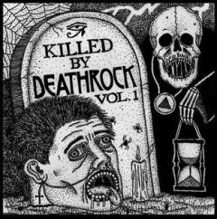 VA - Killed By Deathrock Vol.1 (2014)