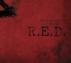 Рецензия: Mechanical Apfelsine - R.E.D. (2012)