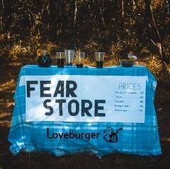 """Новый мини-альбом московского дуэта Loveburger """"Fear Store"""""""