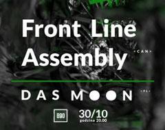 Отчёт: концерт Front Line Assembly и Das Moon в Гданьске (30.10.2014)