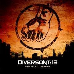 "Второй альбом Diversant:13 ""New World Disorder"""