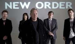 New Order записывают новый альбом