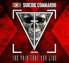 """The Pain That You Like"" - новый сингл Suicide Commando"