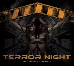 VA - Terror Night Vol.1 Industrial Madness (2CD) (2015)