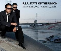 Проект State Of The Union прекратил свое существование