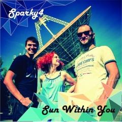 "Дебютный альбом московской группы Sparky4 ""Sun Within You"""
